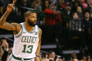 Celtics' Marcus Morris May Be In NBA Sixth Man Of The Year Conversation
