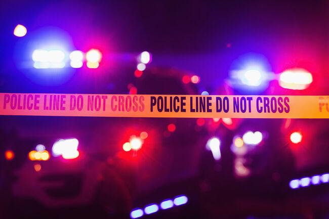 Accident or Crime Scene Cordon Tape Generic (iStock / Getty Images Plus)