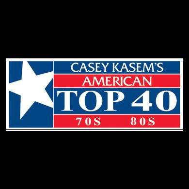 Classic American Top 40 logo