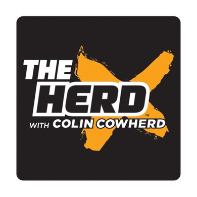 The Herd with Colin Cowherd logo