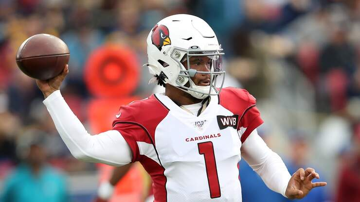 "Chris Broussard: ""I'd Build Around Kyler Murray Before Lamar Jackson"""
