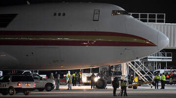 National News - Plane, Carrying American Evacuees From China, Lands In Alaska