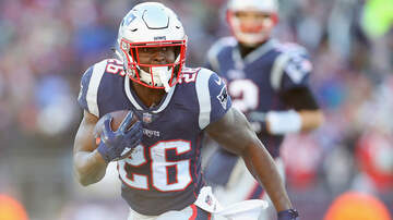 Boston Sports - Patriots Running Back Sony Michel Released New Rap Song