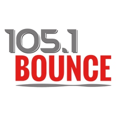 105.1 The Bounce logo