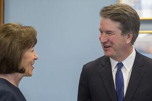 Susan Collins Says Kavanaugh Vote Was Not Political