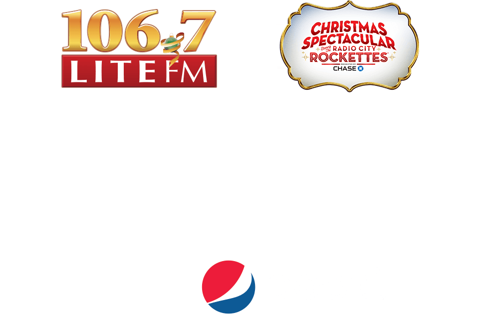 106.7 Lite FM's FLIP to Holiday Music