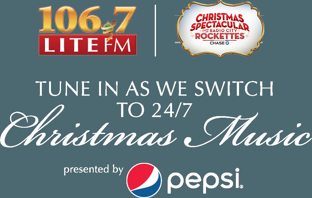 Christmas Music On 106.7, 2020 106.7 Lite Fm Christmas Music 2020 | Ewgmba.newchristmas.site