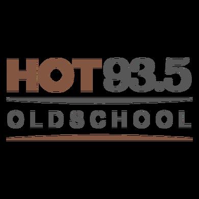 Hot 93.5 logo
