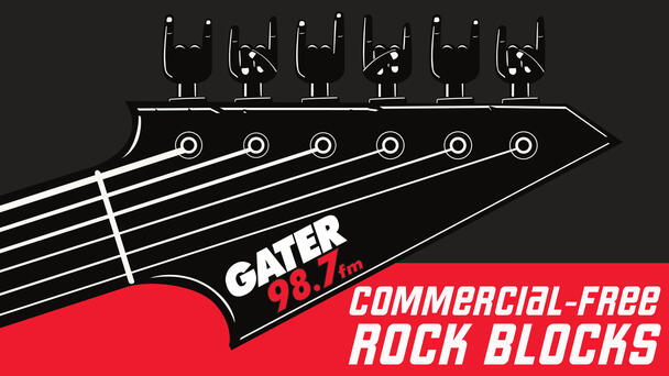 60-Minute Commercial-Free Rock Blocks Weekdays @ 7:40AM, 4:40PM, & 7:40PM - Listen Live!