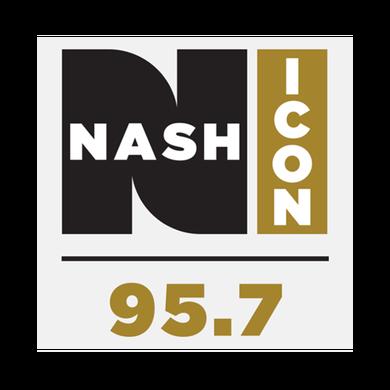 NASH Icon 95.7 logo