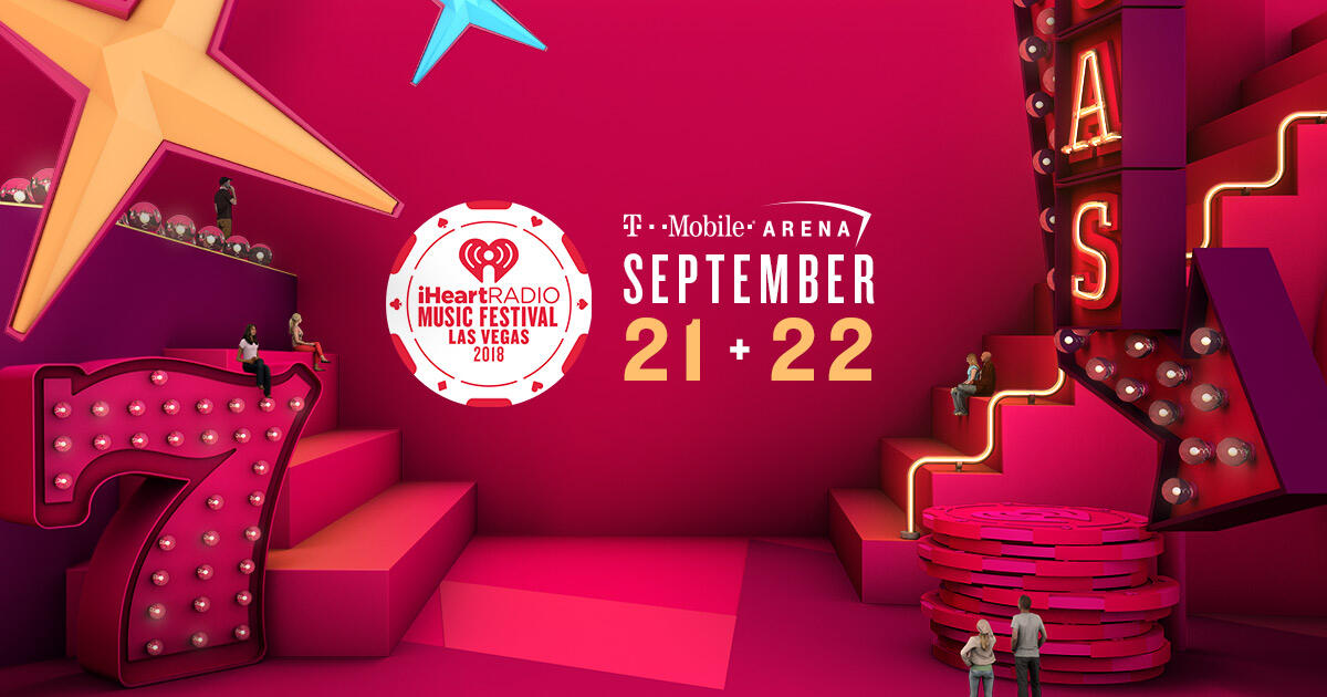 Win tickets to iheartradio music festival 2018