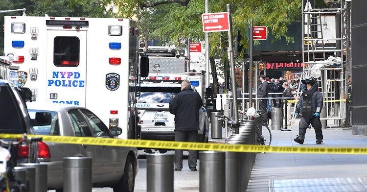 new york cnn bomb scare