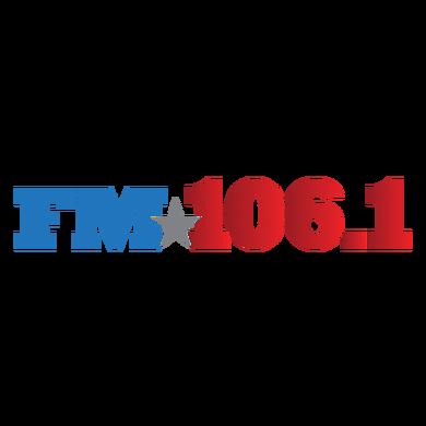 FM106.1 logo