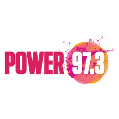 Power 97.3 logo