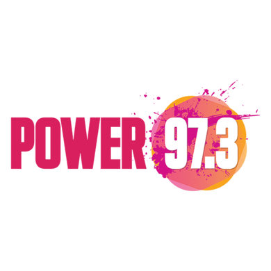 Power 97.3 logo