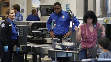 Robin Jones - Some TSA Agents May Be Blaring Uncensored Rap Right Now
