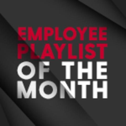 iHeartRadio Employee Playlist of the Month!