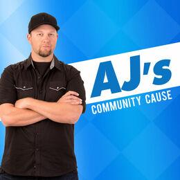 AJ's Community Cause