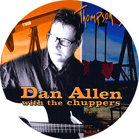 Dan Allen with the Chuppers