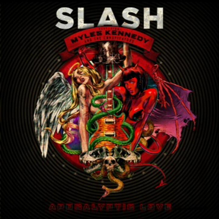 Slash & Myles Kennedy And The Conspirators