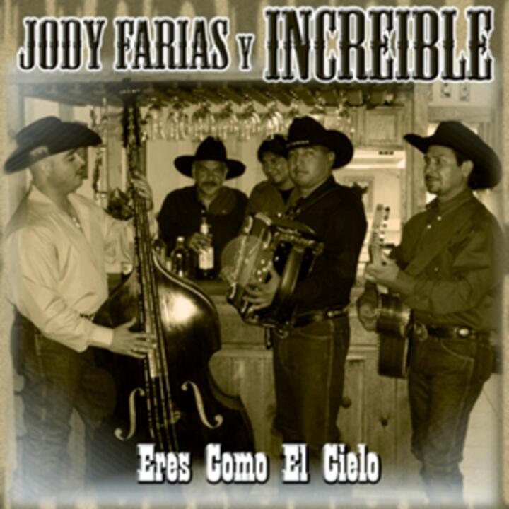 Jody Farias Y Increible