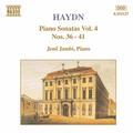 Keyboard Sonata No. 36 in C major, Hob.XVI:21   I. Allegro [Haydn]