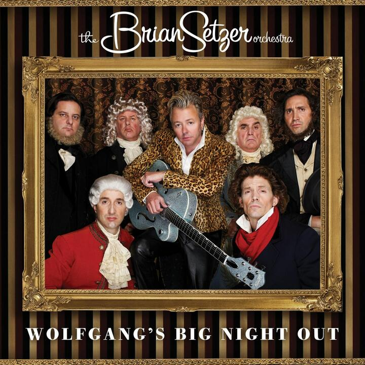 Brian Setzer & The Brian Setzer Orchestra