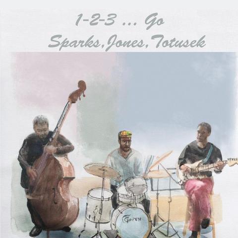 1-2-3 Sparks Jones Totusek