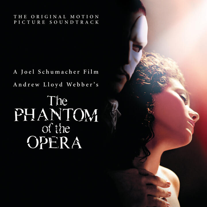 """Andrew Lloyd Webber & Cast Of """"The Phantom Of The Opera"""" Motion Picture"""