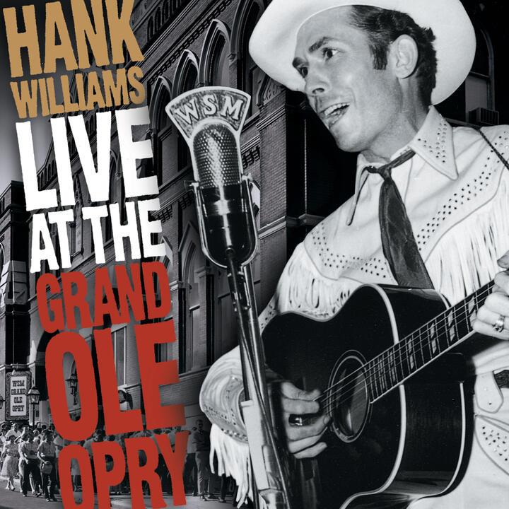 "Hank Williams & ""Little"" Jimmie Dickens"