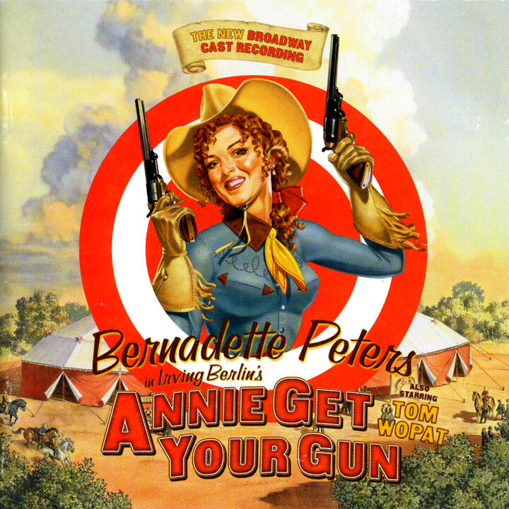 Bernadette Peters/Tom Wopat