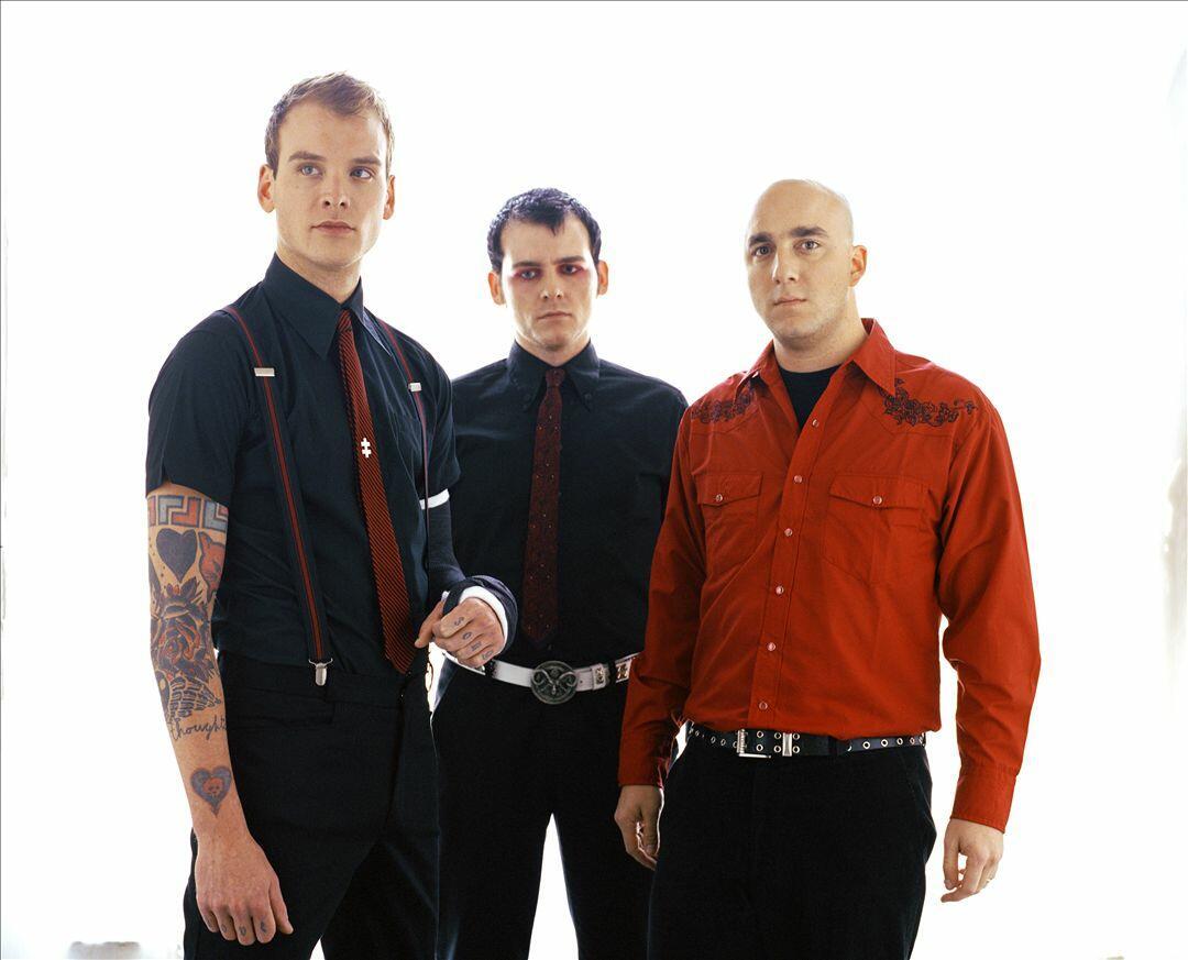 Alkaline Trio - My Shame Is True [Deluxe Edition] (2013)