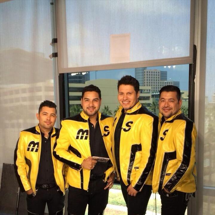 Banda Sinaloense MS de Sergio Lizarraga