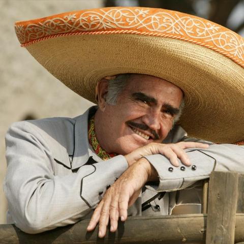 Vicente Fernandez Con Roberto Carlos