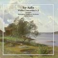 Violin Concerto No. 3 in C Minor, Op. 14, Violin Concerto No. 3 in C Minor, Op. 14: II. Andante con moto
