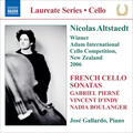 3 Pièces (version for cello and piano), No. 1. Modere