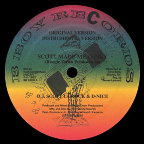 DJ Scott La Rock & D-Nice