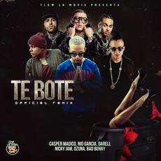 Te Boté (Remix) - Nio Garcia