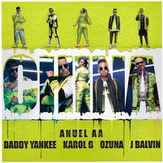 China - Anuel AA, Daddy Yankee & Karol G