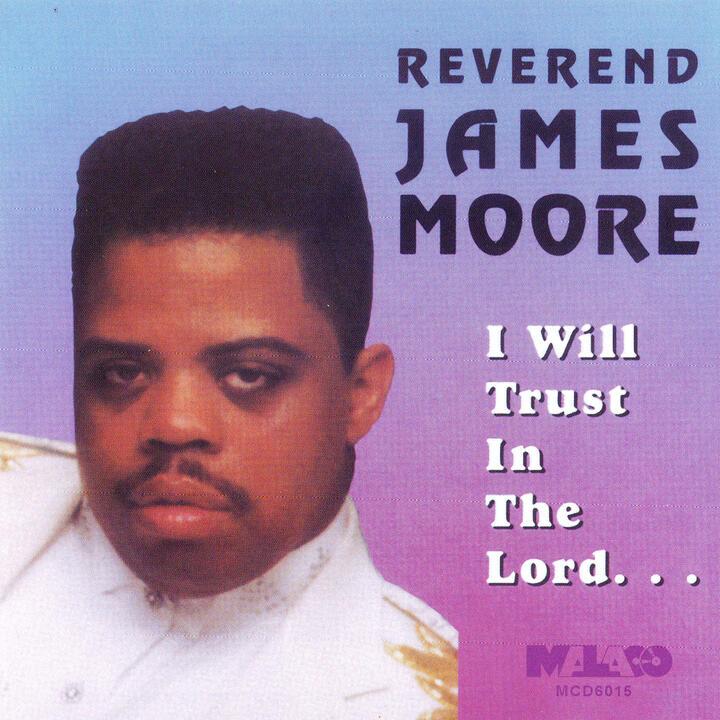 Rev. James Moore