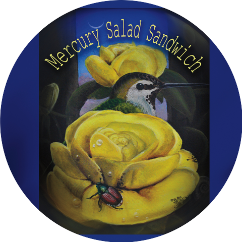 Mercury Salad Sandwich