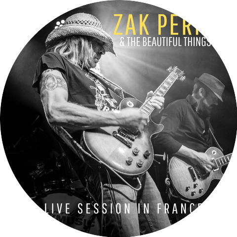 Zak Perry and the beautiful things