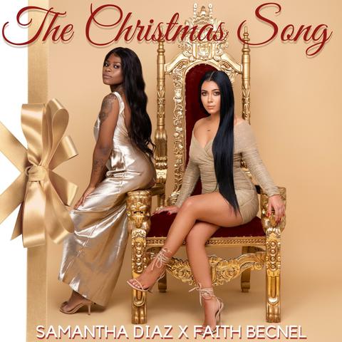 Faith Becnel and Samantha Diaz