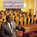 Rev. Milton Brunson & The Thompson Community Singers