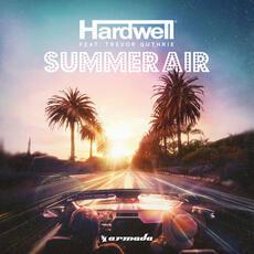 Summer Air (feat. Trevor Guthrie) - Hardwell