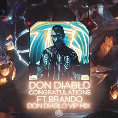 Congratulations - Don Diablo featuring Brando