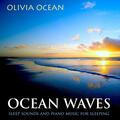 Ocean Waves and Piano Sleep