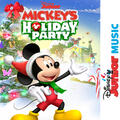 Felicia Barton & Mickey Mouse