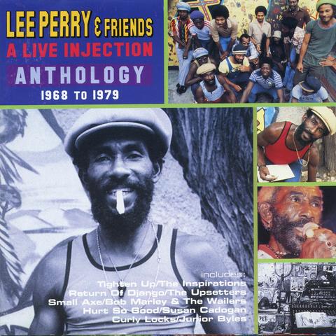 The Wailers & Bob Marley