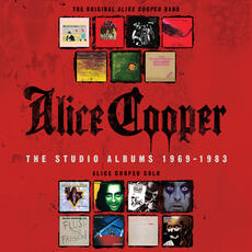 School's Out - Alice Cooper